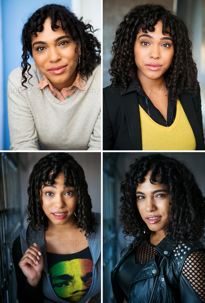 Los Angeles Actress headshots