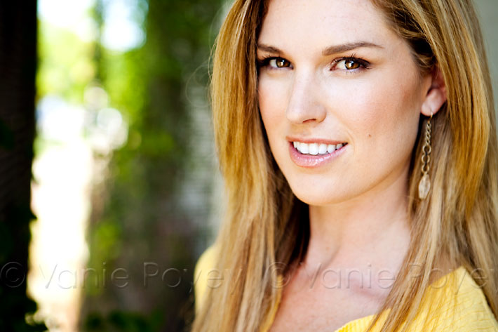 Actress Headshot