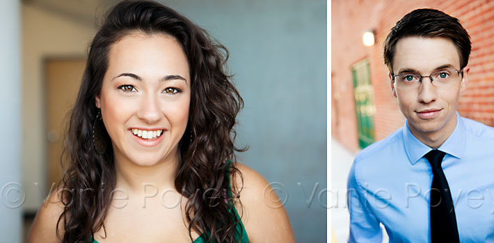Los Angeles headshot photographers