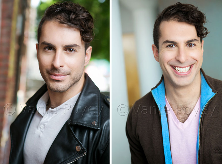 Theatrical Headshots