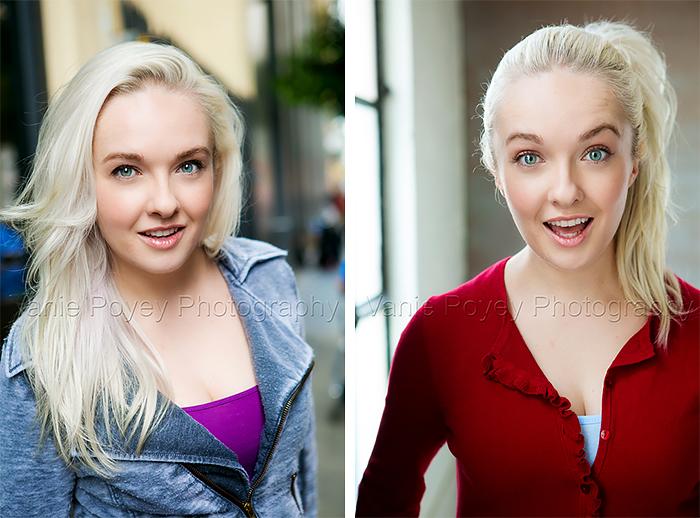 Los Angeles Actress Headshot