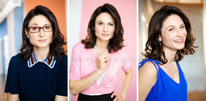 Headshot Samples