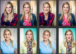 How Actors Mess Up a Perfectly Good Headshot Session