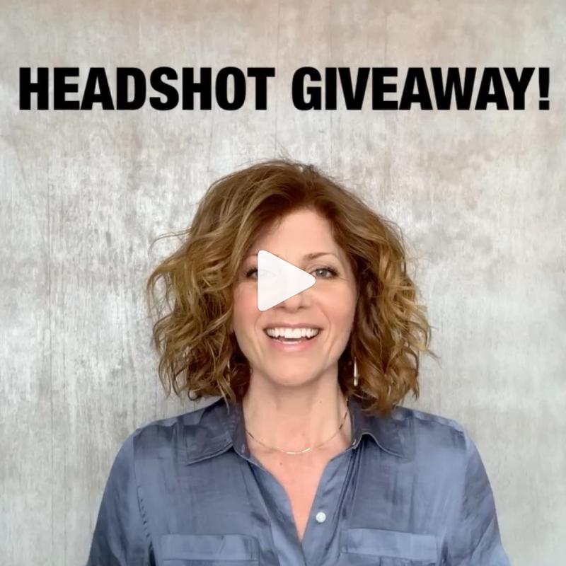 Headshot Giveaway